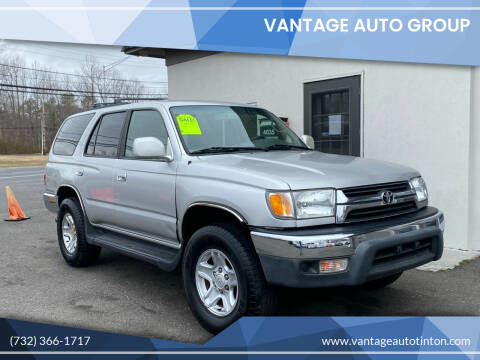 2002 Toyota 4Runner for sale at Vantage Auto Group in Tinton Falls NJ