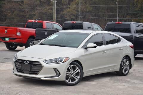 2018 Hyundai Elantra for sale at Marietta Auto Mall Center in Marietta GA