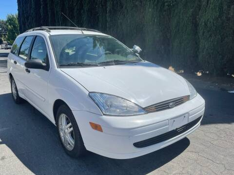 2000 Ford Focus for sale at River City Auto Sales Inc in West Sacramento CA