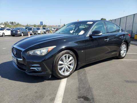 2014 Infiniti Q50 for sale at A.I. Monroe Auto Sales in Bountiful UT