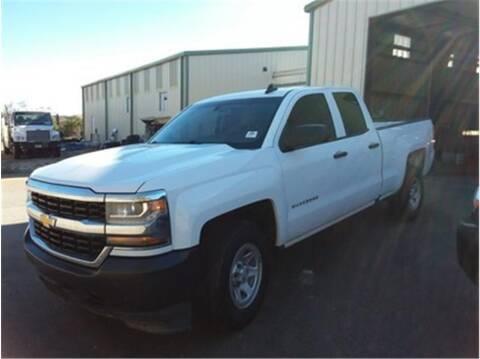 2017 Chevrolet Silverado 1500 for sale at CENTURY TRUCKS & VANS in Grand Prairie TX