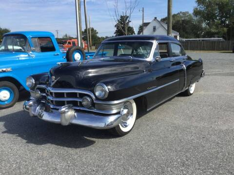 1950 Cadillac Series 62 for sale at Burton's Automotive in Fredericksburg VA