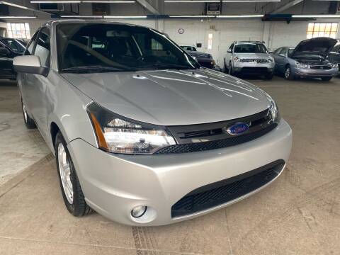 2010 Ford Focus for sale at John Warne Motors in Canonsburg PA