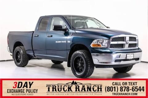 2011 RAM Ram Pickup 1500 for sale at Truck Ranch in American Fork UT