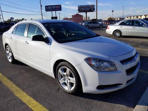 2011 Chevrolet Malibu for sale at Car Spot in Las Vegas NV