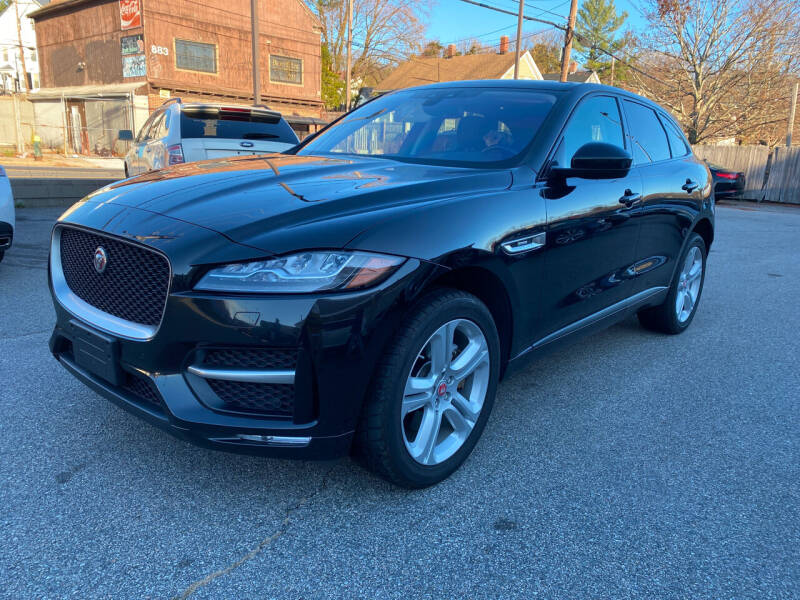 2017 Jaguar F-PACE for sale at Capital Auto Sales in Providence RI
