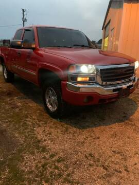 2005 GMC Sierra 1500 for sale at Murphy MotorSports of the Carolinas in Parkton NC