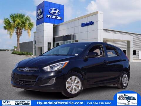 2017 Hyundai Accent for sale at Metairie Preowned Superstore in Metairie LA