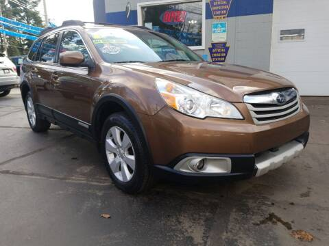 2011 Subaru Outback for sale at Bizzarro`s Fleetwing Auto Sales in Erie PA