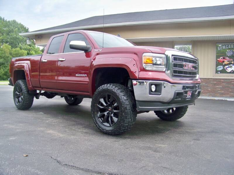 2015 GMC Sierra 1500 for sale at RPM Auto Sales in Mogadore OH