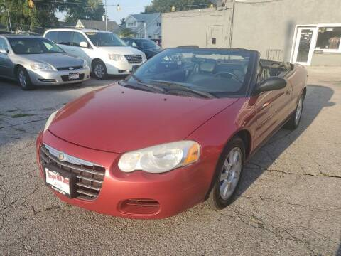 2006 Chrysler Sebring for sale at ROYAL AUTO SALES INC in Omaha NE