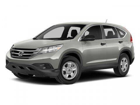 2014 Honda CR-V for sale at BIG STAR HYUNDAI in Houston TX