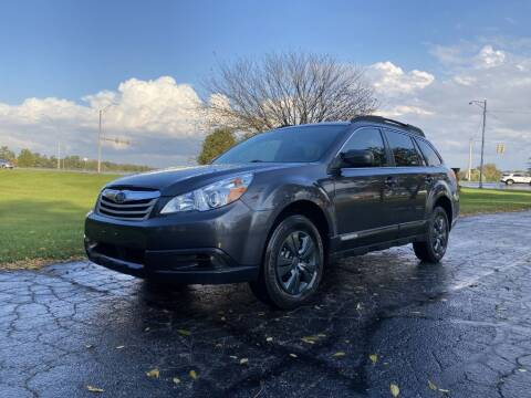 2011 Subaru Outback for sale at Moundbuilders Motor Group in Heath OH