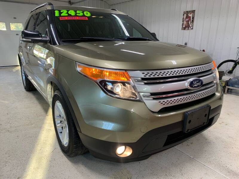 2013 Ford Explorer for sale at SMS Motorsports LLC in Cortland NY
