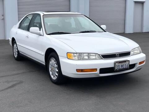 1996 Honda Accord for sale at Autos Direct in Costa Mesa CA