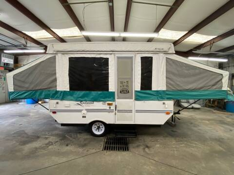 2003 Rockwood Popup for sale at Vanns Auto Sales in Goldsboro NC
