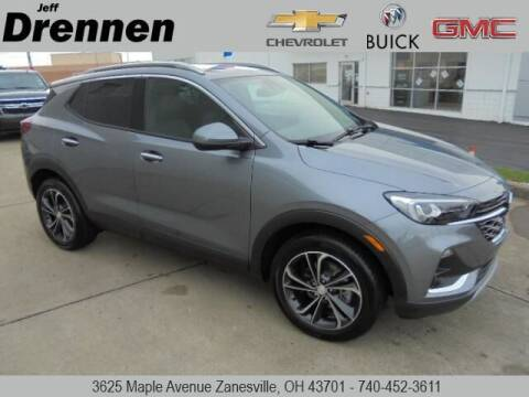 2021 Buick Encore GX for sale at Jeff Drennen GM Superstore in Zanesville OH