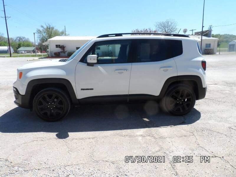 2017 Jeep Renegade for sale at Town and Country Motors in Warsaw MO