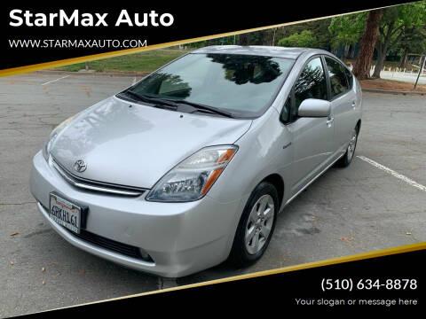 2007 Toyota Prius for sale at StarMax Auto in Fremont CA