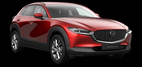 2020 Mazda CX-30 for sale at EAG Auto Leasing in Marlboro NJ