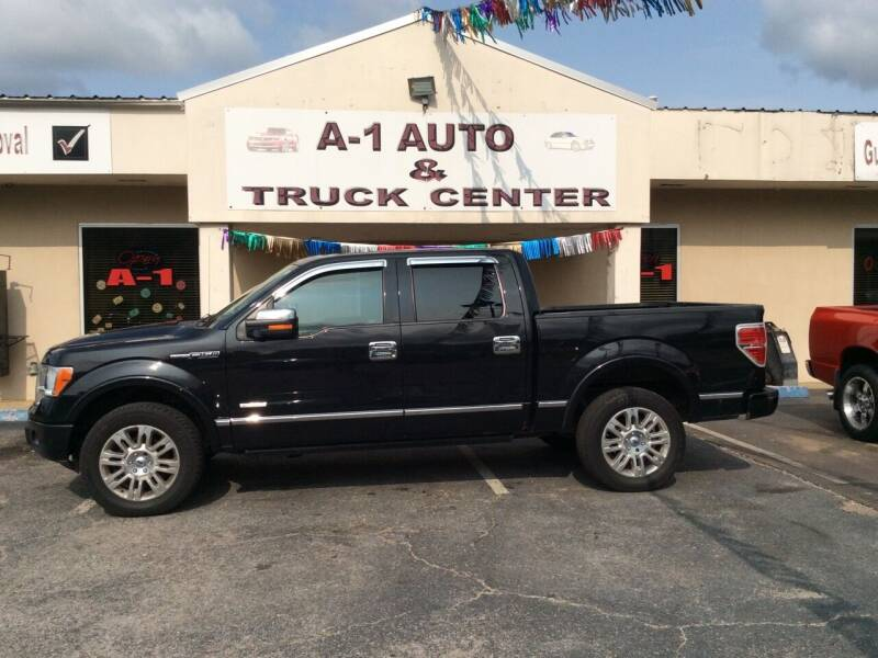 2012 Ford F-150 for sale at A-1 AUTO AND TRUCK CENTER in Memphis TN