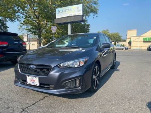 2017 Subaru Impreza for sale at All Star Auto Sales and Service LLC in Allentown PA