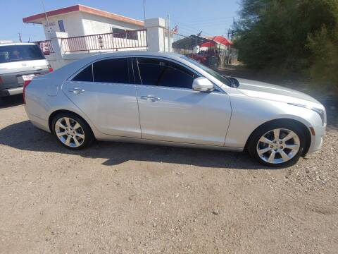 2014 Cadillac ATS for sale at ACE AUTO SALES in Lake Havasu City AZ