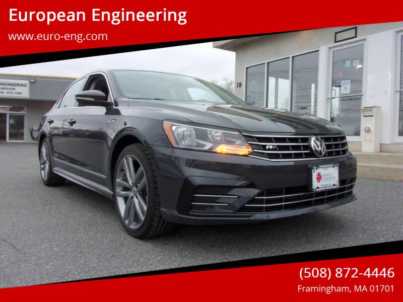 2017 Volkswagen Passat for sale at European Engineering in Framingham MA