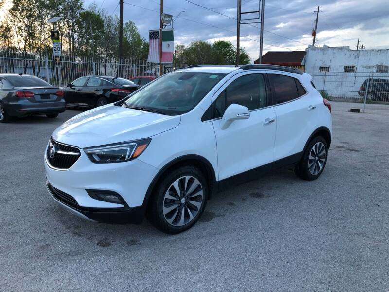 2019 Buick Encore for sale at Saipan Auto Sales in Houston TX