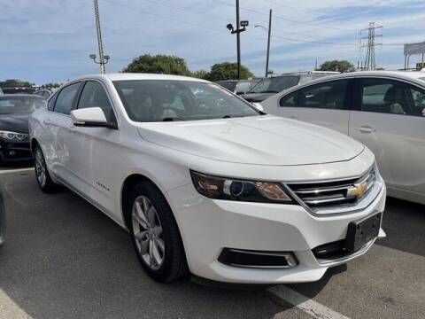 2016 Chevrolet Impala for sale at SOUTHFIELD QUALITY CARS in Detroit MI