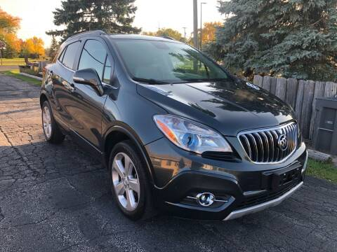 2016 Buick Encore for sale at Wyss Auto in Oak Creek WI