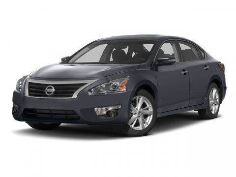 2013 Nissan Altima for sale at BEAMAN TOYOTA in Nashville TN