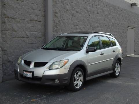 2004 Pontiac Vibe for sale at Gilroy Motorsports in Gilroy CA