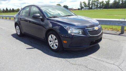 2014 Chevrolet Cruze for sale at CAR  HEADQUARTERS in New Windsor NY