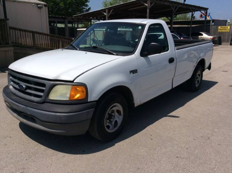 2004 Ford F-150 Heritage for sale at OASIS PARK & SELL in Spring TX