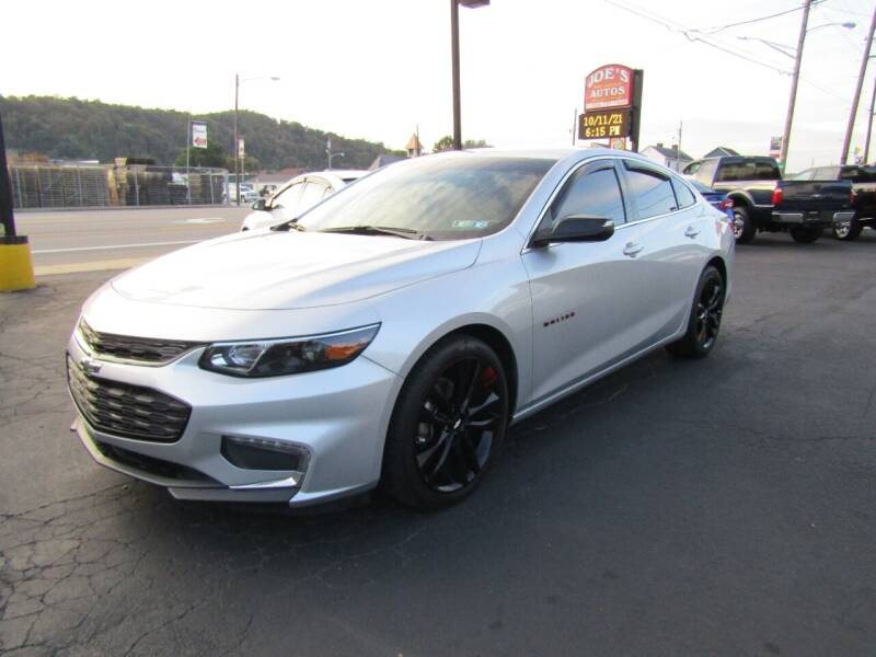 2018 Chevrolet Malibu for sale at Joe's Preowned Autos 2 in Wellsburg WV