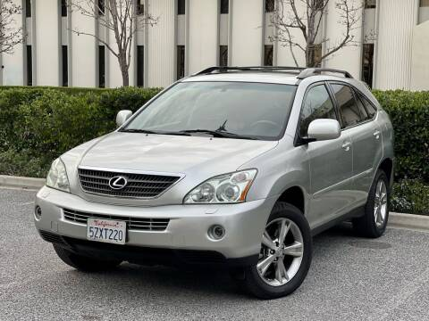 2007 Lexus RX 400h for sale at Carfornia in San Jose CA