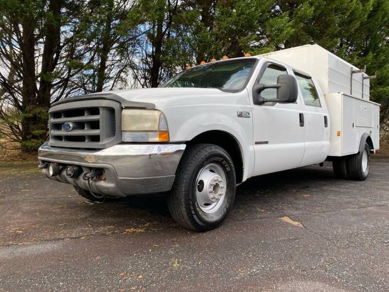 1999 Ford F-350 Super Duty for sale at Lenoir Auto in Lenoir NC
