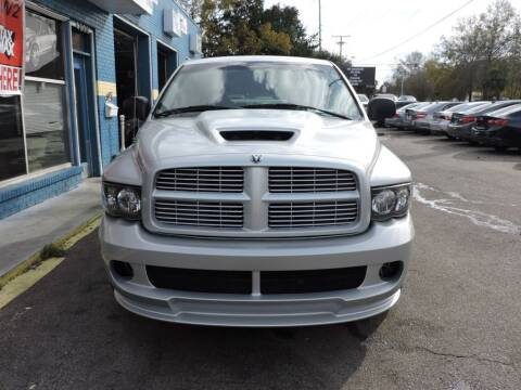 2005 Dodge Ram Pickup 1500 SRT-10 for sale at Drive Auto Sales & Service, LLC. in North Charleston SC