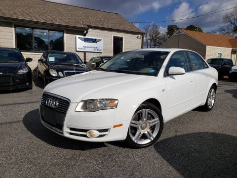 2007 Audi A4 for sale at M & A Motors LLC in Marietta GA