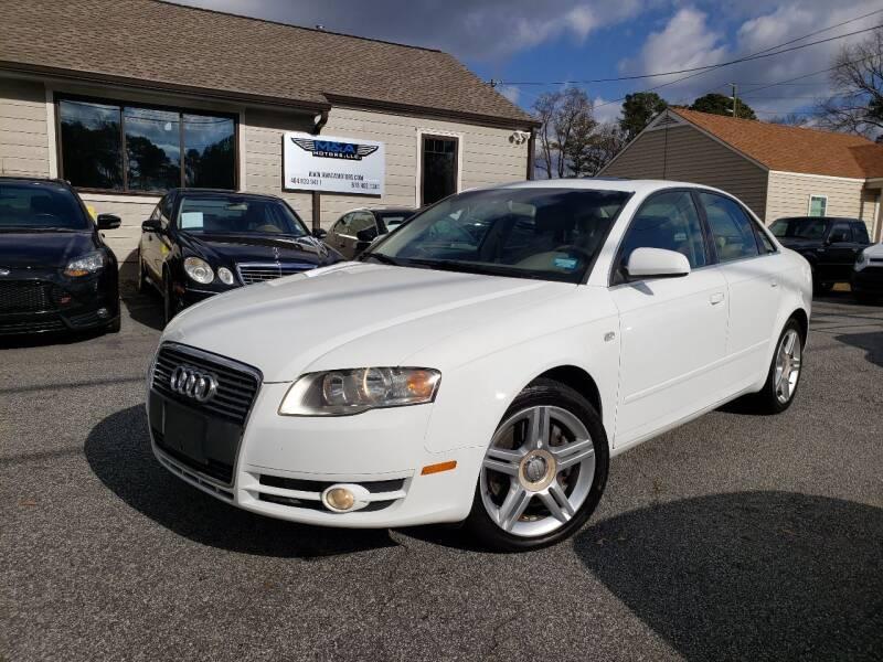 2007 Audi A4 for sale at M & A Motors LLC in Marietta GA
