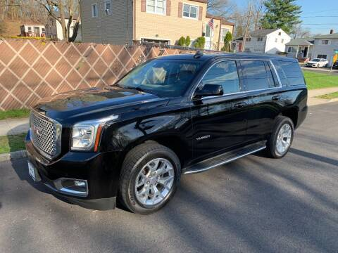 2016 GMC Yukon for sale at Crazy Cars Auto Sale in Jersey City NJ
