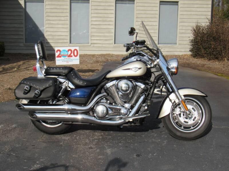 2009 Kawasaki Vulcan 1700 for sale at Blue Ridge Riders in Granite Falls NC