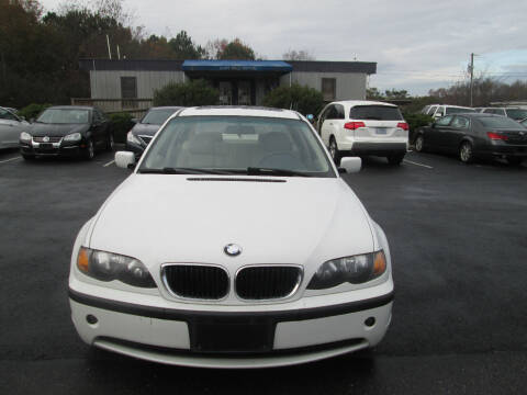 2002 BMW 3 Series for sale at Olde Mill Motors in Angier NC