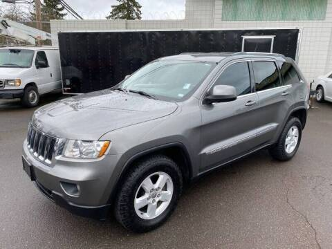 2012 Jeep Grand Cherokee for sale at TacomaAutoLoans.com in Lakewood WA