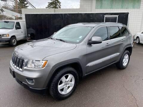 2012 Jeep Grand Cherokee for sale at TacomaAutoLoans.com in Lakewood WA