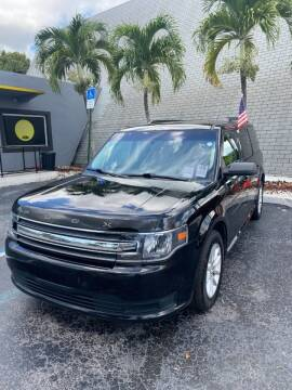 2018 Ford Flex for sale at YOUR BEST DRIVE in Oakland Park FL