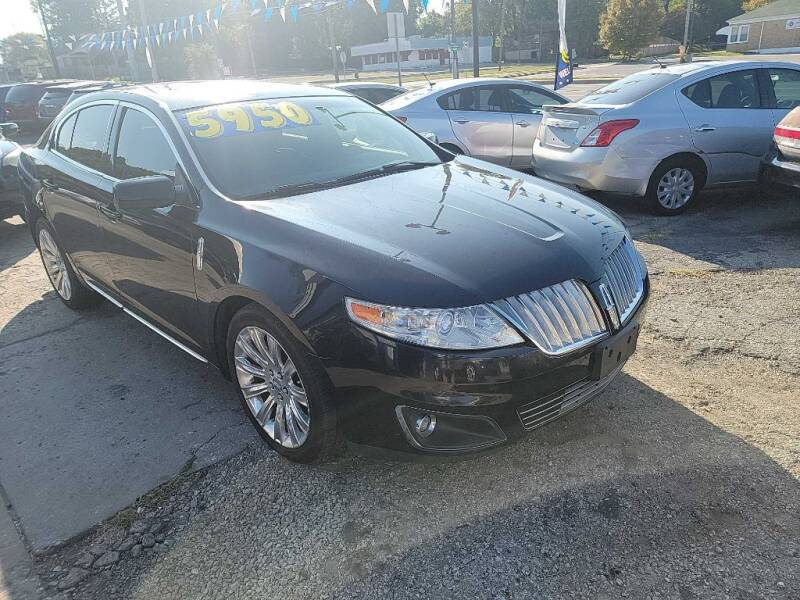 2010 Lincoln MKS for sale at JJ's Auto Sales in Independence MO