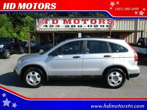 2009 Honda CR-V for sale at HD MOTORS in Kingsport TN