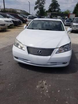 2009 Lexus ES 350 for sale at Palmer Automobile Sales in Decatur GA